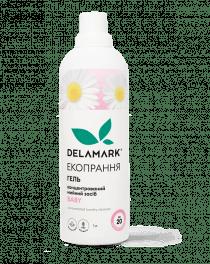 Гель для прання DeLaMark Baby, 1 л