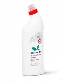 Средство для мытья туалета DeLaMark с ароматом вишни, 1 л
