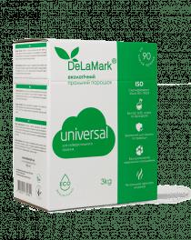 Стиральный порошок DeLaMark Universal экологический, 3 кг