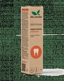 Зубна паста гігієнічна з ароматом солодкого апельсину, 80 мл
