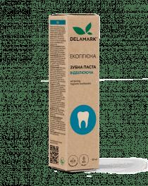 Зубна паста гігієнічна Відбілююча, 80 мл