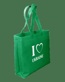 Еко-сумка зелена